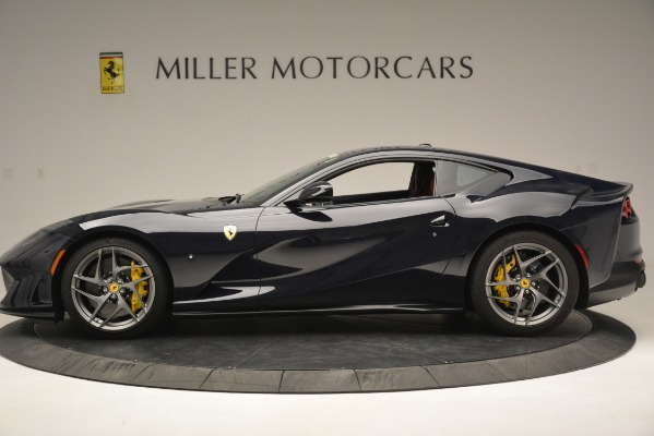 Used 2018 Ferrari 812 Superfast for sale $349,900 at McLaren Greenwich in Greenwich CT 06830 3