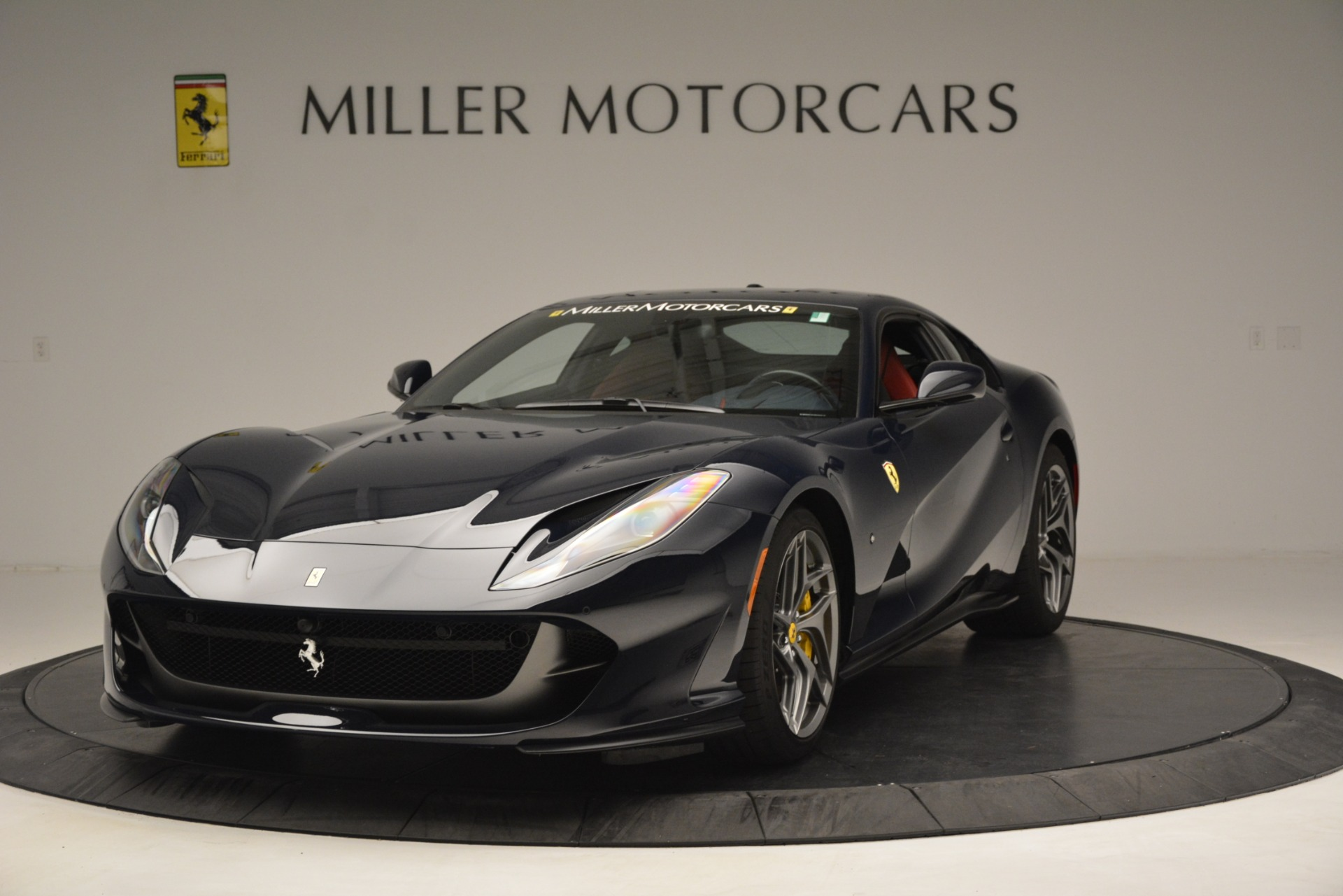Used 2018 Ferrari 812 Superfast for sale $349,900 at McLaren Greenwich in Greenwich CT 06830 1