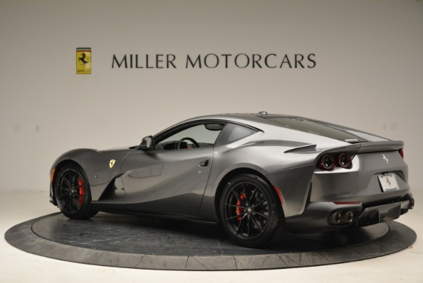 Used 2018 Ferrari 812 Superfast for sale Sold at McLaren Greenwich in Greenwich CT 06830 4