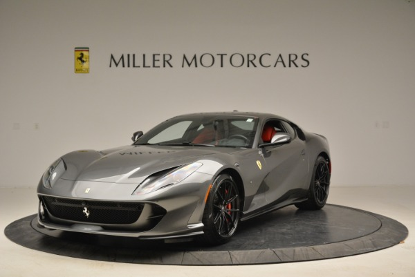 Used 2018 Ferrari 812 Superfast for sale Sold at McLaren Greenwich in Greenwich CT 06830 1