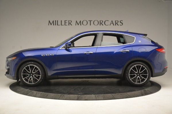 Used 2018 Maserati Levante Q4 for sale Sold at McLaren Greenwich in Greenwich CT 06830 3