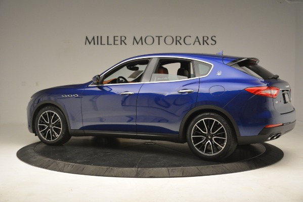 Used 2018 Maserati Levante Q4 for sale Sold at McLaren Greenwich in Greenwich CT 06830 4