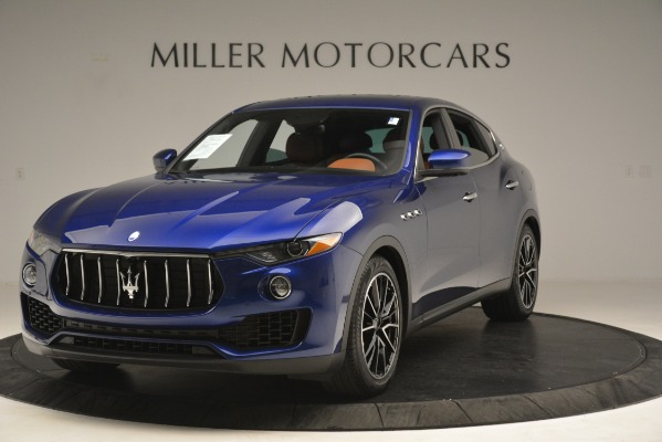 Used 2018 Maserati Levante Q4 for sale Sold at McLaren Greenwich in Greenwich CT 06830 1
