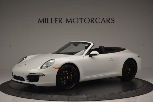 Used 2015 Porsche 911 Carrera S for sale Sold at McLaren Greenwich in Greenwich CT 06830 2