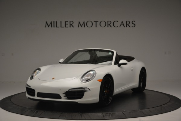Used 2015 Porsche 911 Carrera S for sale Sold at McLaren Greenwich in Greenwich CT 06830 1