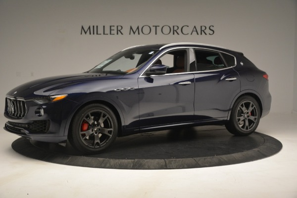 New 2019 Maserati Levante Q4 for sale Sold at McLaren Greenwich in Greenwich CT 06830 2