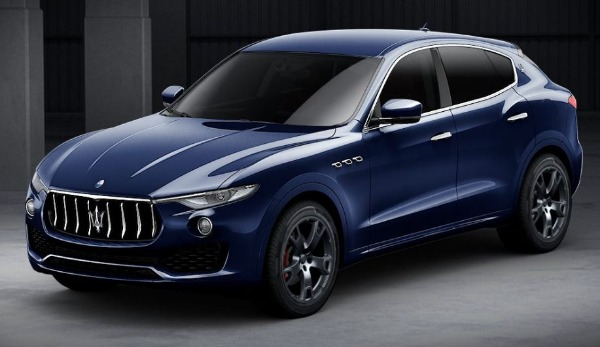 New 2019 Maserati Levante Q4 for sale Sold at McLaren Greenwich in Greenwich CT 06830 1