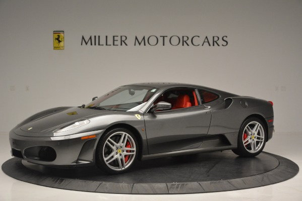 Used 2008 Ferrari F430 for sale Sold at McLaren Greenwich in Greenwich CT 06830 2