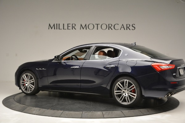 Used 2019 Maserati Ghibli S Q4 for sale Sold at McLaren Greenwich in Greenwich CT 06830 4
