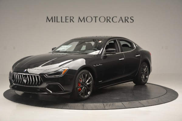 Used 2019 Maserati Ghibli S Q4 GranSport for sale Sold at McLaren Greenwich in Greenwich CT 06830 2