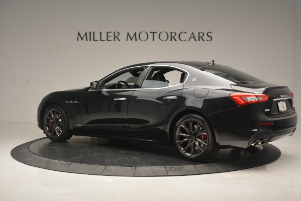 Used 2019 Maserati Ghibli S Q4 GranSport for sale Sold at McLaren Greenwich in Greenwich CT 06830 4