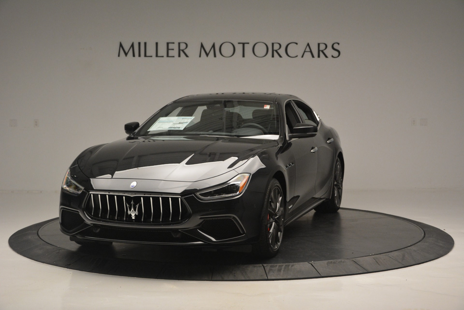 Used 2019 Maserati Ghibli S Q4 GranSport for sale Sold at McLaren Greenwich in Greenwich CT 06830 1