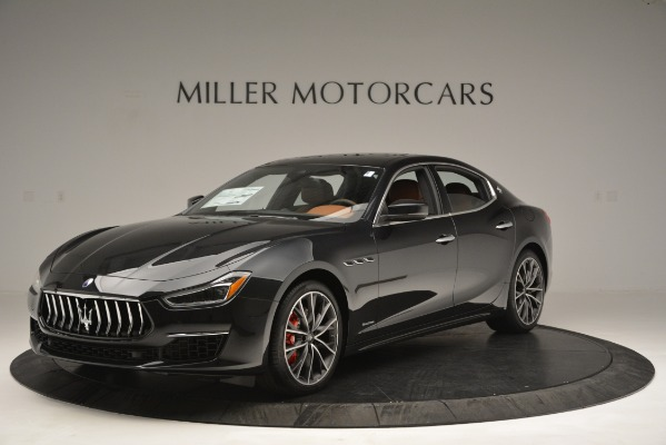 New 2019 Maserati Ghibli S Q4 GranLusso for sale Sold at McLaren Greenwich in Greenwich CT 06830 2