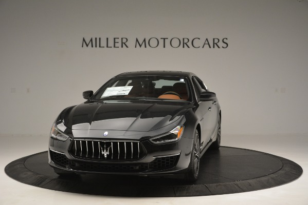 New 2019 Maserati Ghibli S Q4 GranLusso for sale Sold at McLaren Greenwich in Greenwich CT 06830 1