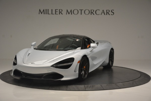 New 2019 McLaren 720S Coupe for sale $344,340 at McLaren Greenwich in Greenwich CT 06830 2