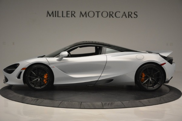 New 2019 McLaren 720S Coupe for sale $344,340 at McLaren Greenwich in Greenwich CT 06830 3