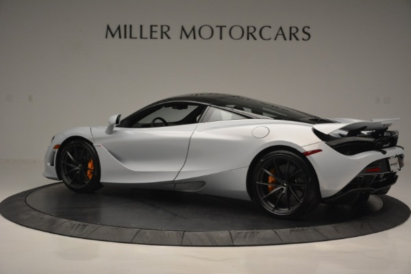 New 2019 McLaren 720S Coupe for sale $344,340 at McLaren Greenwich in Greenwich CT 06830 4