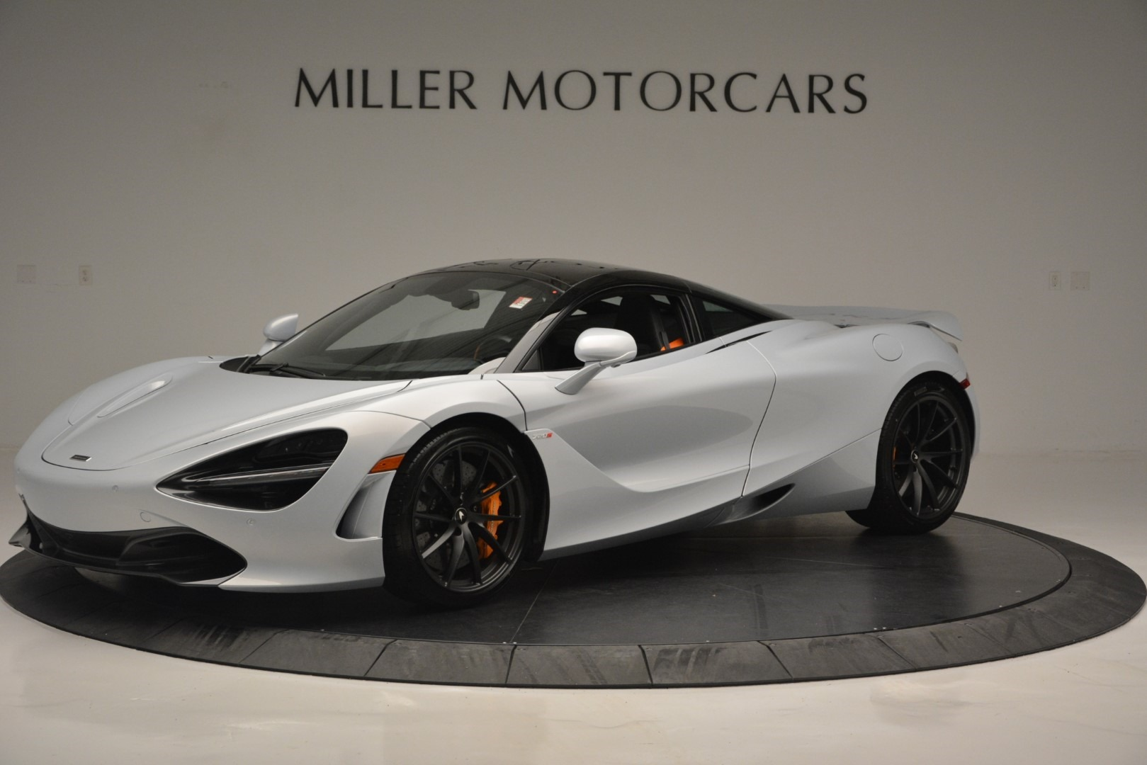 New 2019 McLaren 720S Coupe for sale $344,340 at McLaren Greenwich in Greenwich CT 06830 1