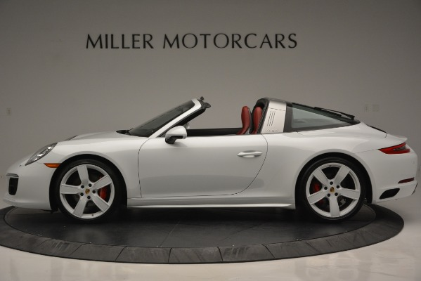 Used 2017 Porsche 911 Targa 4S for sale Sold at McLaren Greenwich in Greenwich CT 06830 3