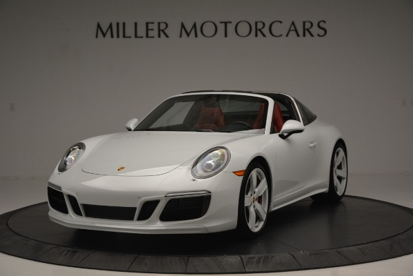 Used 2017 Porsche 911 Targa 4S for sale Sold at McLaren Greenwich in Greenwich CT 06830 1