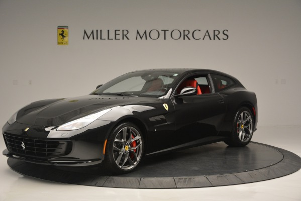 Used 2018 Ferrari GTC4LussoT V8 for sale Sold at McLaren Greenwich in Greenwich CT 06830 2