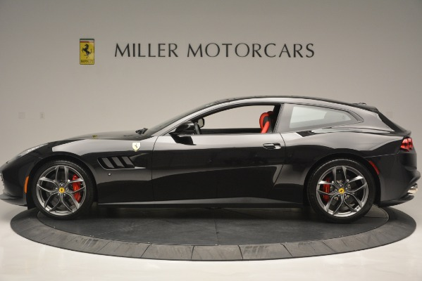 Used 2018 Ferrari GTC4LussoT V8 for sale Sold at McLaren Greenwich in Greenwich CT 06830 3