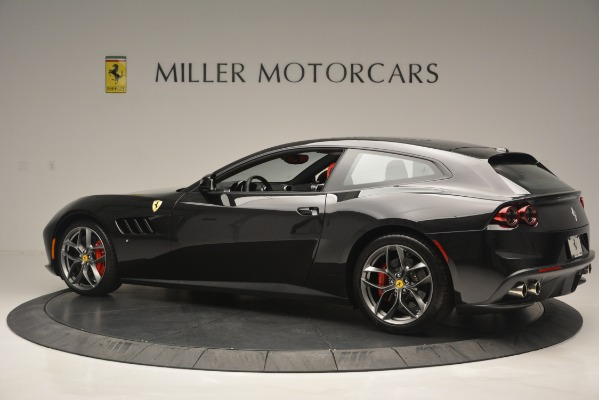 Used 2018 Ferrari GTC4LussoT V8 for sale Sold at McLaren Greenwich in Greenwich CT 06830 4