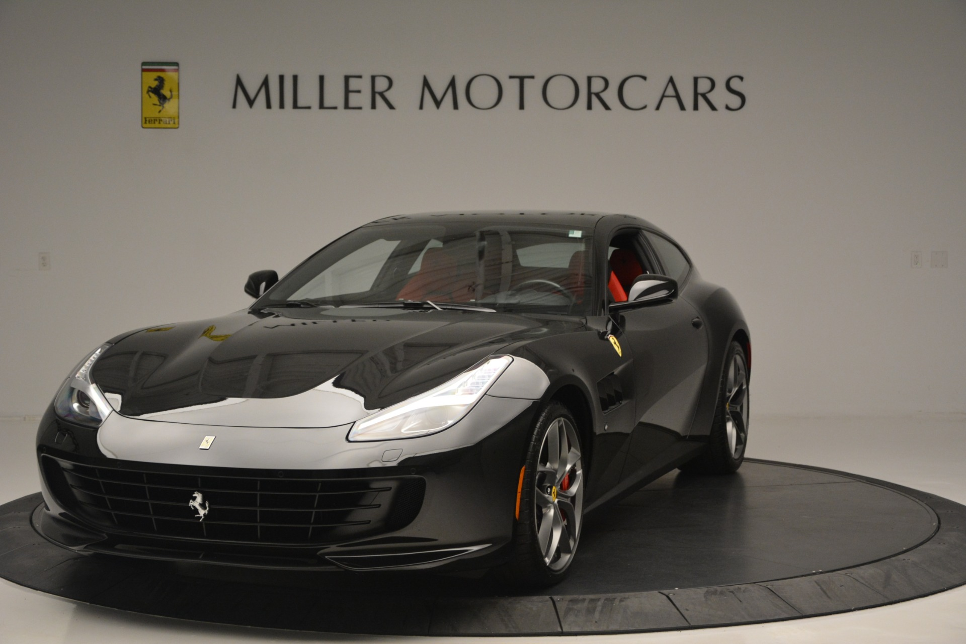 Used 2018 Ferrari GTC4LussoT V8 for sale Sold at McLaren Greenwich in Greenwich CT 06830 1