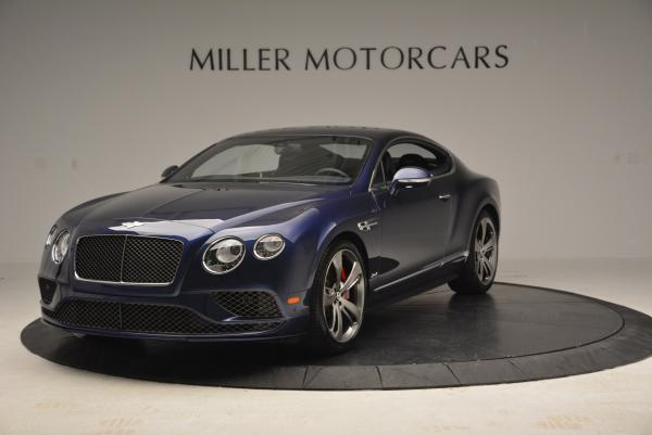 Used 2016 Bentley Continental GT Speed GT Speed for sale Sold at McLaren Greenwich in Greenwich CT 06830 1