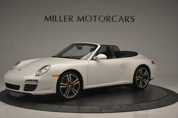 Used 2011 Porsche 911 Carrera 4S for sale Sold at McLaren Greenwich in Greenwich CT 06830 2