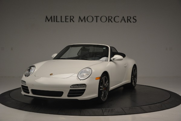 Used 2011 Porsche 911 Carrera 4S for sale Sold at McLaren Greenwich in Greenwich CT 06830 1