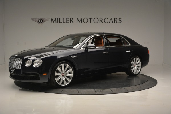 New 2018 Bentley Flying Spur V8 for sale Sold at McLaren Greenwich in Greenwich CT 06830 2