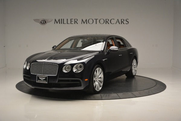 New 2018 Bentley Flying Spur V8 for sale Sold at McLaren Greenwich in Greenwich CT 06830 1