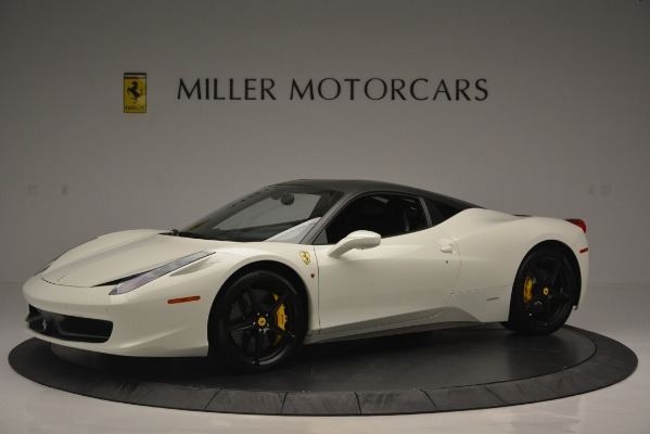 Used 2010 Ferrari 458 Italia for sale Sold at McLaren Greenwich in Greenwich CT 06830 2
