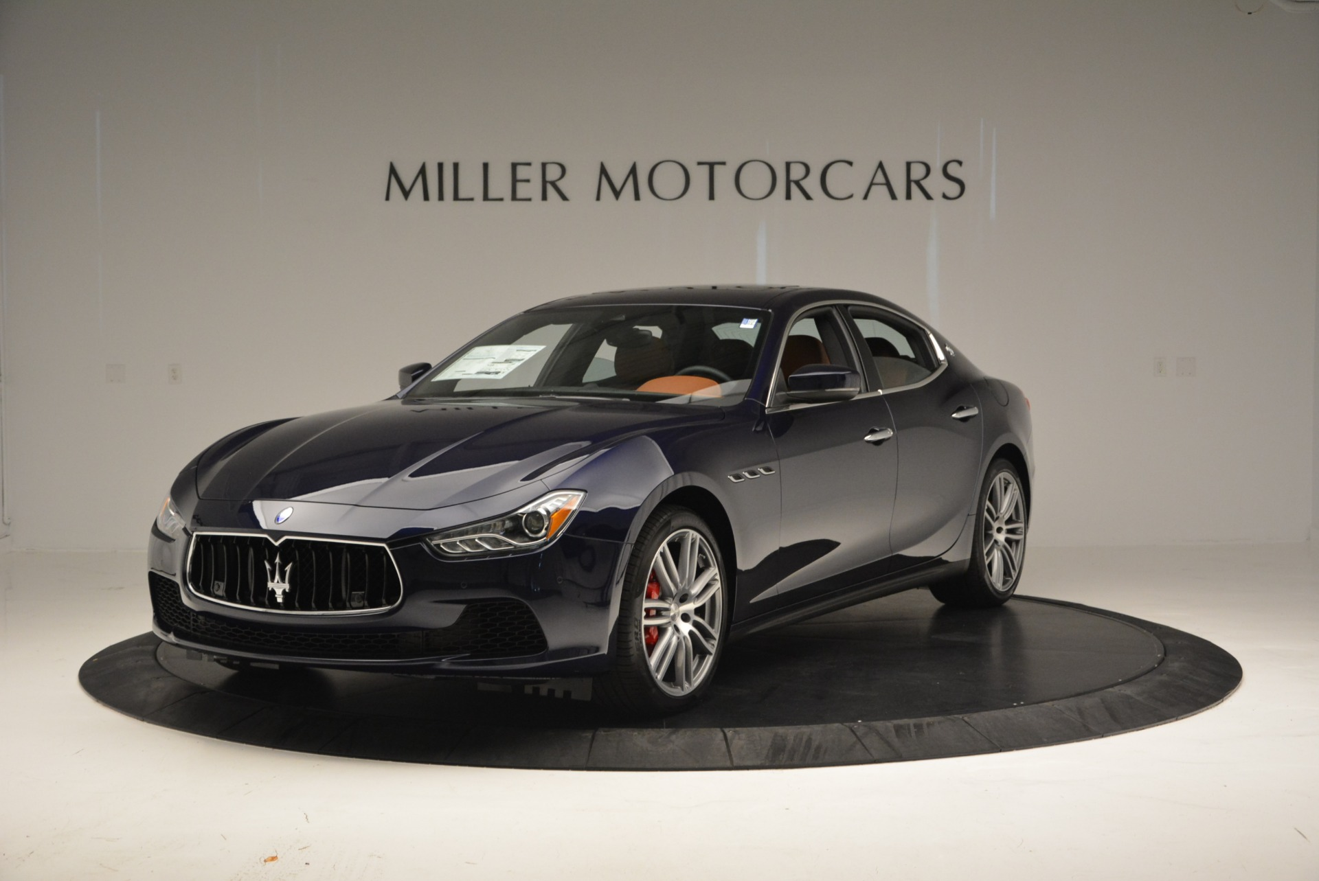 New 2019 Maserati Ghibli S Q4 for sale Sold at McLaren Greenwich in Greenwich CT 06830 1