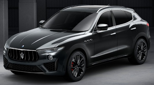New 2019 Maserati Levante S Q4 GranSport for sale Sold at McLaren Greenwich in Greenwich CT 06830 1