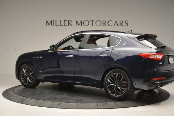 New 2019 Maserati Levante S Q4 GranSport for sale Sold at McLaren Greenwich in Greenwich CT 06830 4