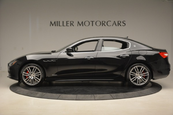 Used 2019 Maserati Ghibli S Q4 GranSport for sale $64,900 at McLaren Greenwich in Greenwich CT 06830 3