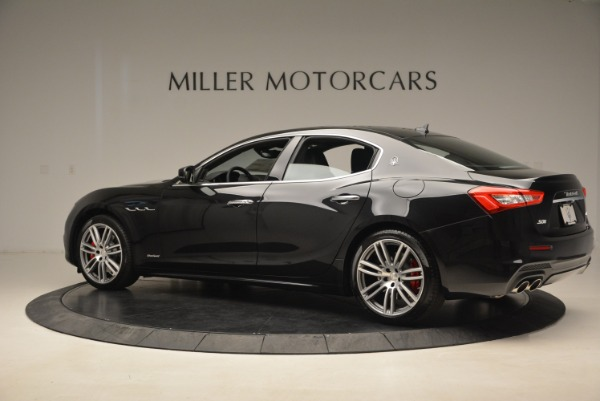 Used 2019 Maserati Ghibli S Q4 GranSport for sale $64,900 at McLaren Greenwich in Greenwich CT 06830 4