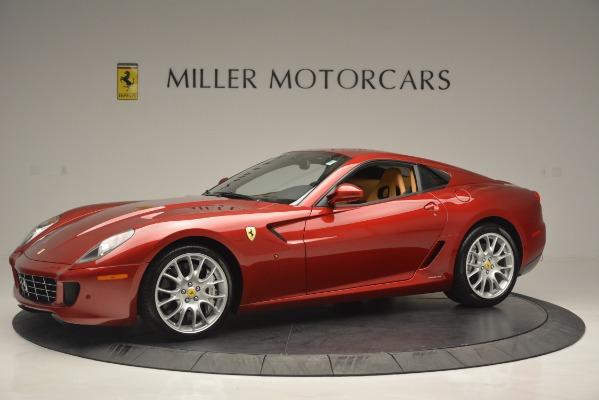 Used 2009 Ferrari 599 GTB Fiorano for sale Sold at McLaren Greenwich in Greenwich CT 06830 2