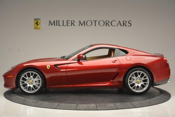 Used 2009 Ferrari 599 GTB Fiorano for sale Sold at McLaren Greenwich in Greenwich CT 06830 3