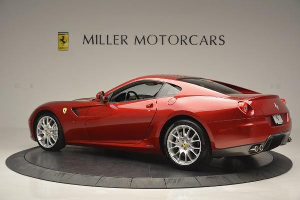 Used 2009 Ferrari 599 GTB Fiorano for sale Sold at McLaren Greenwich in Greenwich CT 06830 4
