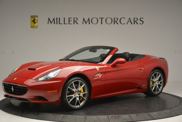 Used 2011 Ferrari California for sale Sold at McLaren Greenwich in Greenwich CT 06830 2