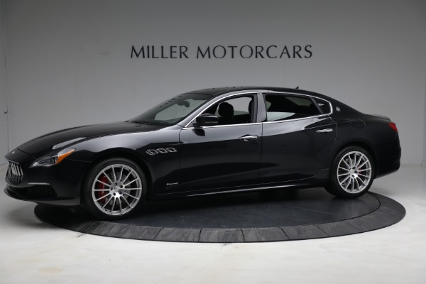 New 2019 Maserati Quattroporte S Q4 GranLusso for sale Sold at McLaren Greenwich in Greenwich CT 06830 2