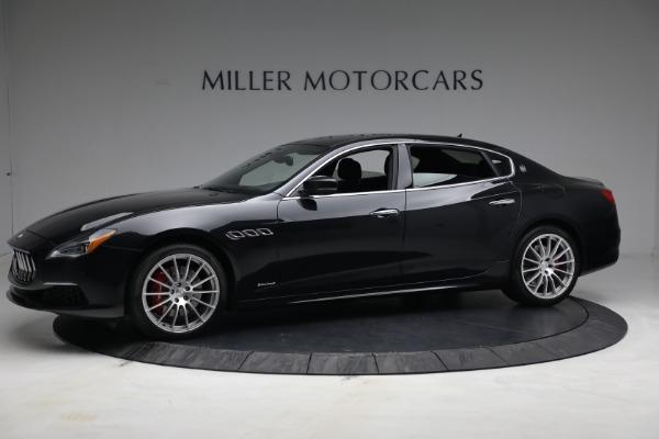 Used 2019 Maserati Quattroporte S Q4 GranLusso for sale $69,900 at McLaren Greenwich in Greenwich CT 06830 2