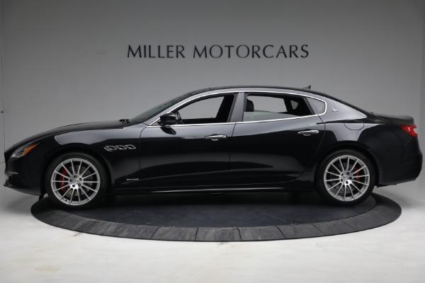 Used 2019 Maserati Quattroporte S Q4 GranLusso for sale $69,900 at McLaren Greenwich in Greenwich CT 06830 3