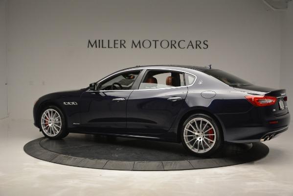 New 2019 Maserati Quattroporte S Q4 GranLusso for sale Sold at McLaren Greenwich in Greenwich CT 06830 4