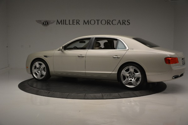 Used 2014 Bentley Flying Spur W12 for sale Sold at McLaren Greenwich in Greenwich CT 06830 4
