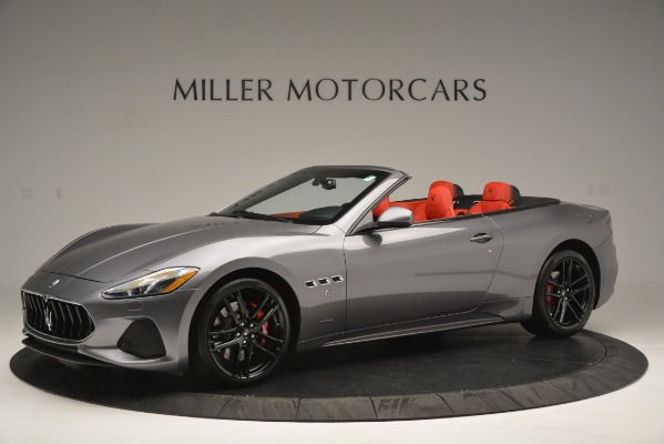 Used 2018 Maserati GranTurismo Sport for sale Sold at McLaren Greenwich in Greenwich CT 06830 2