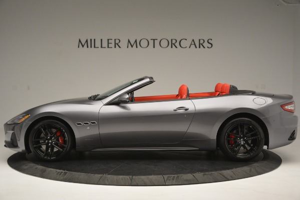 Used 2018 Maserati GranTurismo Sport for sale Sold at McLaren Greenwich in Greenwich CT 06830 3